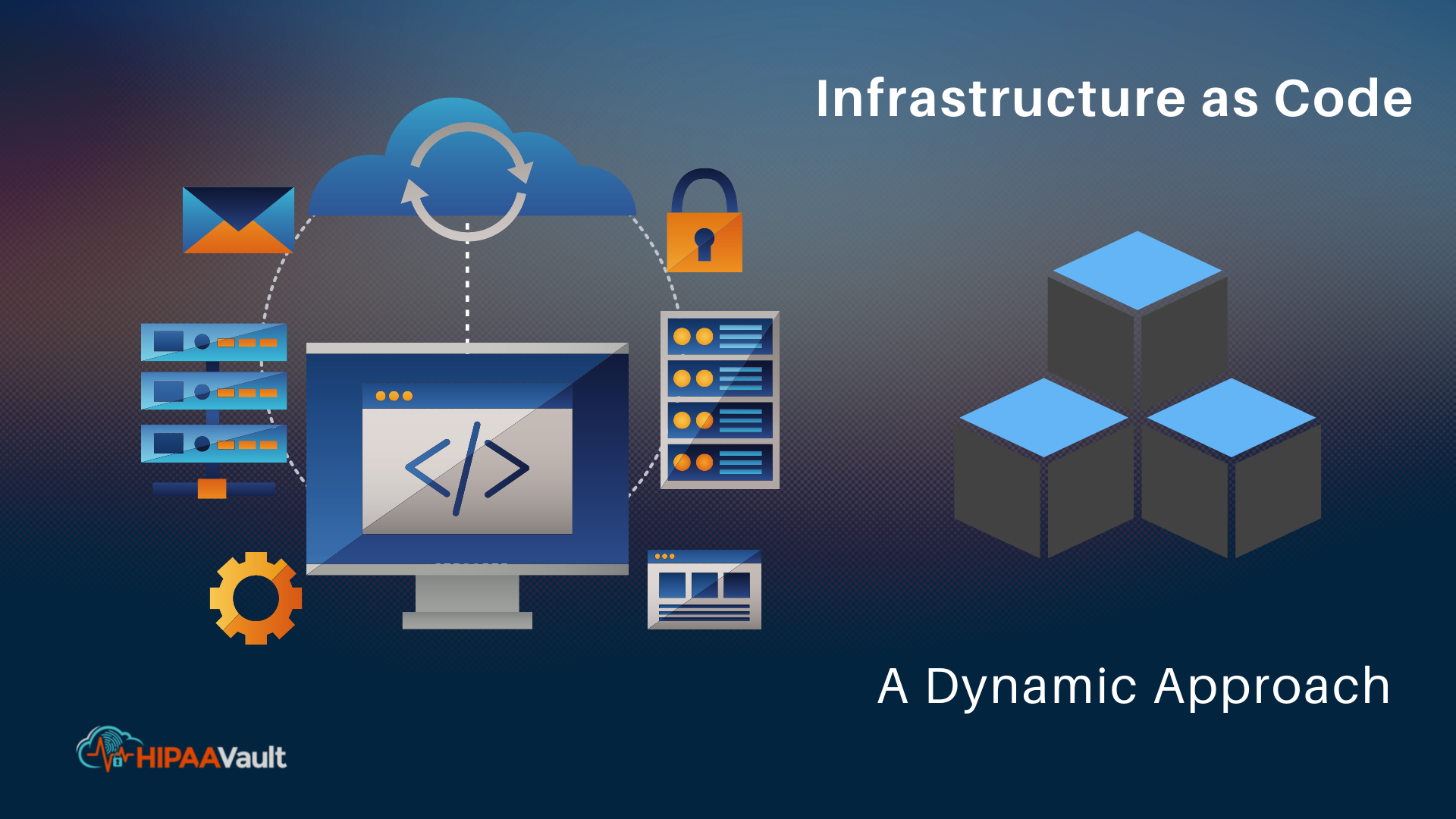 Infrastructure as Code: A Dynamic Approach