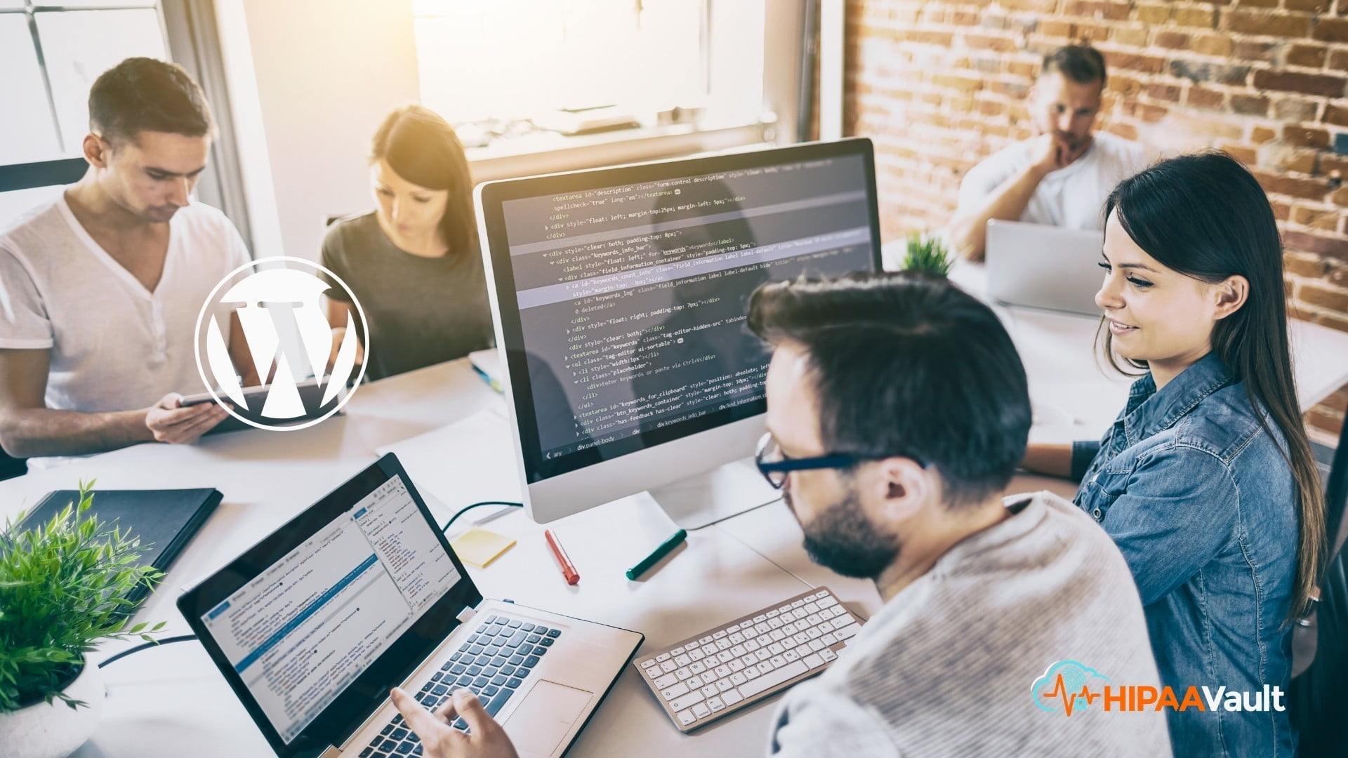 HIPAA WordPress for Developers