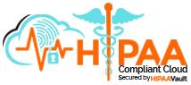 HIPAA compliant cloud services by HIPAA vault