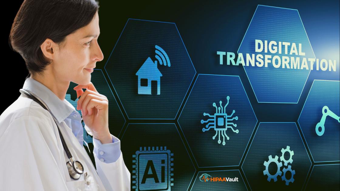 Healthcare's Exploding Digital Transformation