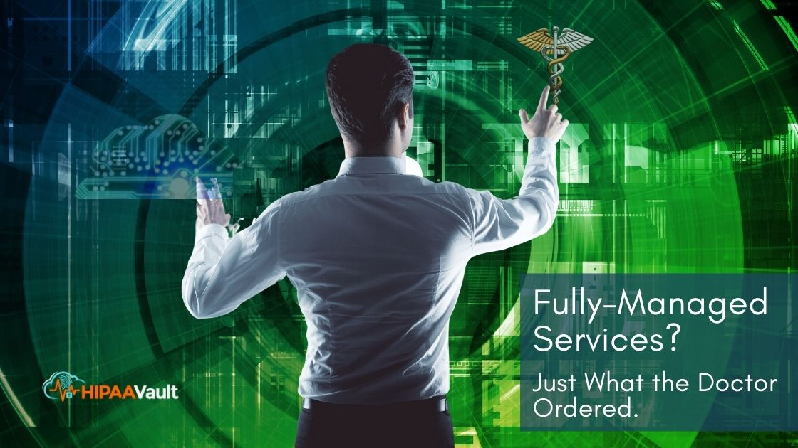 Managed Services? Just What The Doctor Ordered